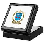 MORENCY Family Crest Keepsake Box