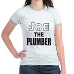 JOE THE PLUMBER Jr. Ringer T-Shirt