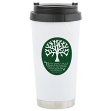 Planteth A Tree Travel Mug