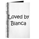 Cute Blanca Journal