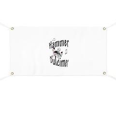 Hammer Dulcimer Banner