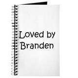 Cute Branden Journal