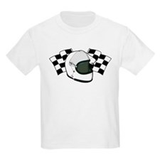 Helmet & Flags T-Shirt