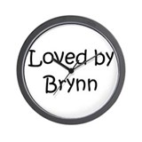 Cute Brynn Wall Clock