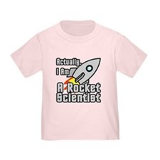 Rocket Scientist T