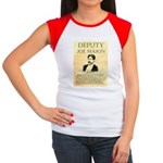 Joe Mason Women's Cap Sleeve T-Shirt