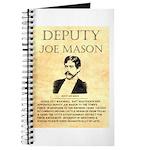 Joe Mason Journal