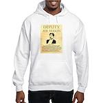 Joe Mason Hooded Sweatshirt