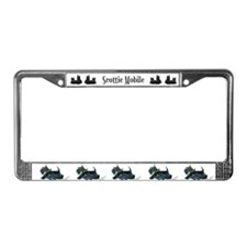 Scottie Let's Go! License Plate Frame