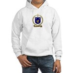 NADEAU Family Crest Hooded Sweatshirt