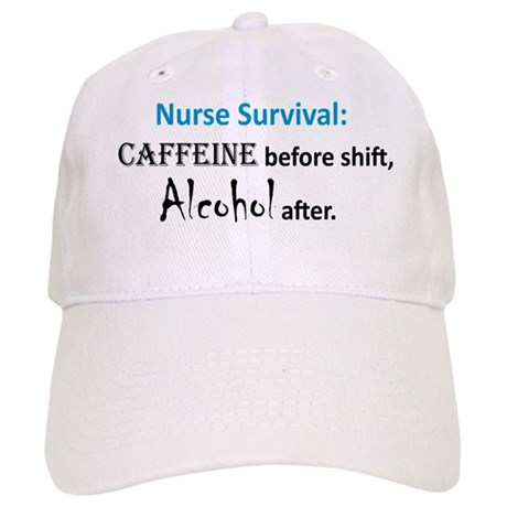 Nurse Survival Cap