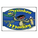 Monkey Banners