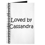 Cute Cassandra Journal