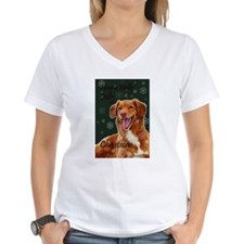 Cute Nova scotia duck tolling retrievers Shirt