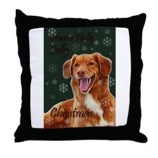 Funny Tolling Throw Pillow