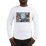 Keesha and Blizzard Long Sleeve T-Shirt