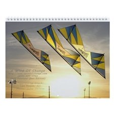Revolution Kites Wall Calendar '09 edition