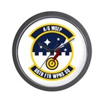 86th FTR WPNS SQ Wall Clock