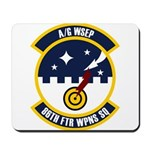 86th FTR WPNS SQ Mousepad