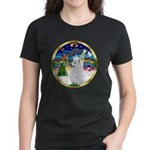 XmasMusic 3/Am Eskimo #3 Women's Dark T-Shirt