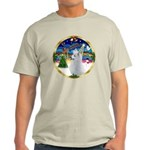 XmasMusic 3/Am Eskimo #3 Light T-Shirt