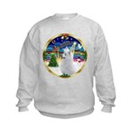 XmasMusic 3/Am Eskimo #3 Kids Sweatshirt