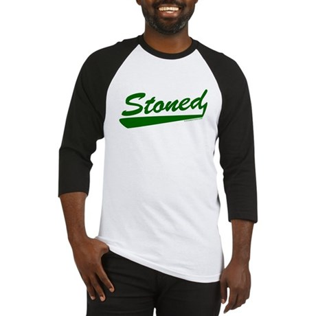 Team Stoned Baseball Jersey