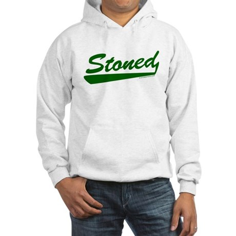 Team Stoned Hooded Sweatshirt