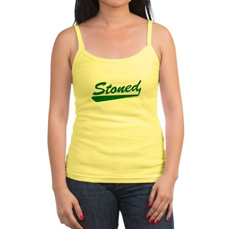 Team Stoned Jr Spaghetti Tank