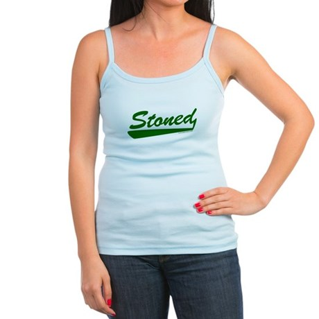 Team Stoned Jr. Spaghetti Tank