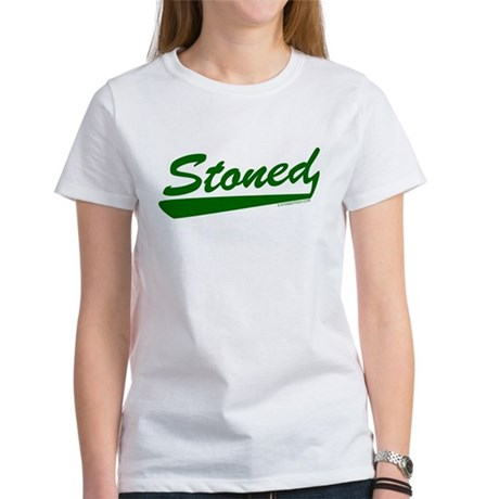 Team Stoned Womens T-Shirt