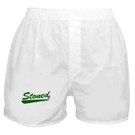Team Stoned Boxer Shorts