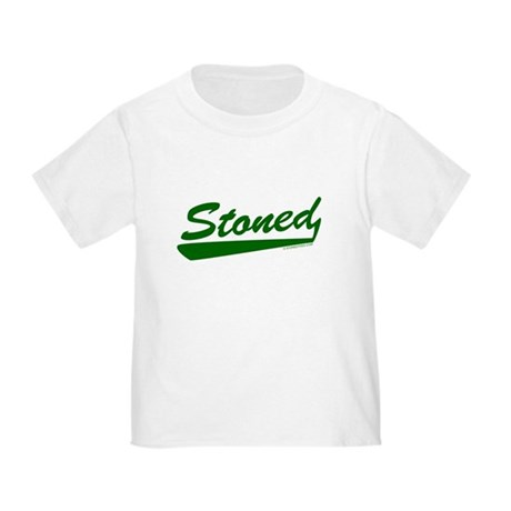 Team Stoned Toddler T-Shirt