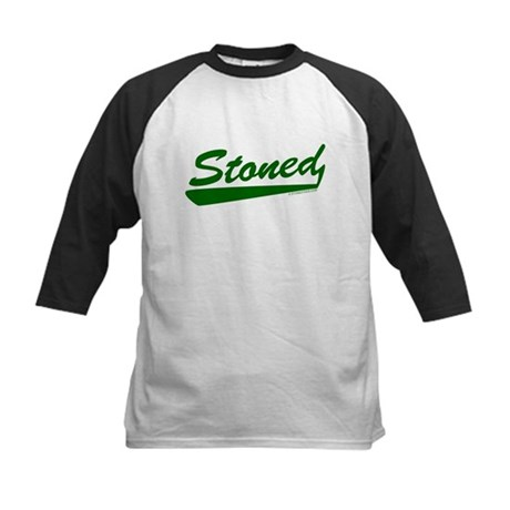 Team Stoned Kids Baseball Jersey