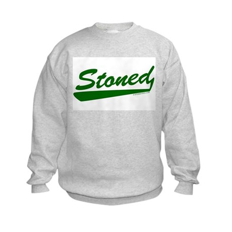 Team Stoned Kids Sweatshirt