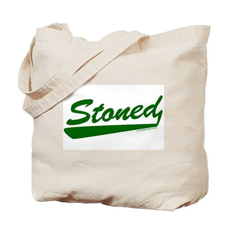 Team Stoned Tote Bag