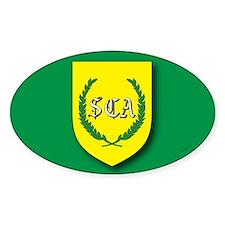 SCA Oval Sticker (50 pk)