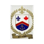 NORMAND Family Crest Rectangle Magnet