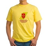 MACV Yellow T-Shirt