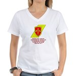 MACV Women's V-Neck T-Shirt