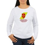 MACV Women's Long Sleeve T-Shirt