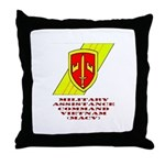 MACV Throw Pillow