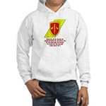 MACV Hooded Sweatshirt
