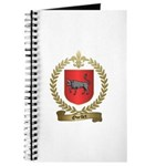OUELLET Family Crest Journal