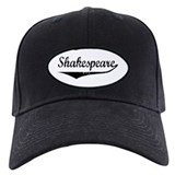 Shakespeare Baseball Hat