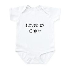 Unique Chloe Infant Bodysuit