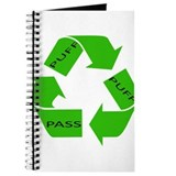Puff Puff and Pass Recycle We Journal