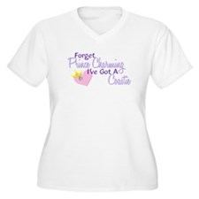Forget Prince Charming - Coastie T-Shirt