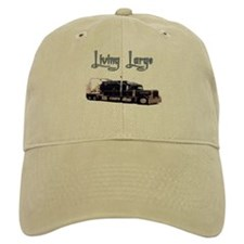 Cute 18 wheelers Baseball Cap