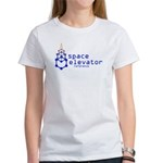 The Space Elevator Reference Women's T-Shirt
